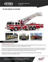 HP 95 MID-MOUNT PLATFORM