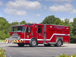 Reading OH Fire Department