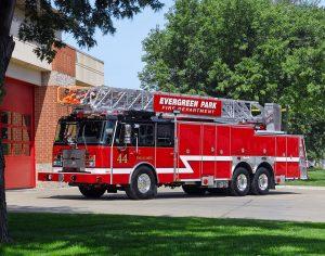 Evergreen Park Truck 44