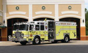 Fame Fire Co. E-ONE fire apparatus