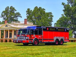 Forest Vol Fire Department, VA