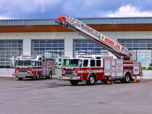 Laval Fire Department
