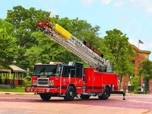 Monroe Fire Department, MI