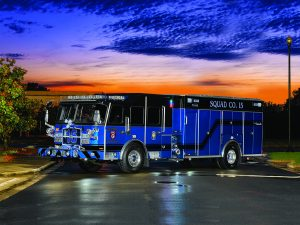 Winterville Fire Department, NC